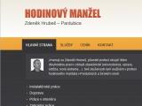 Hodinový Manžel Pardubice